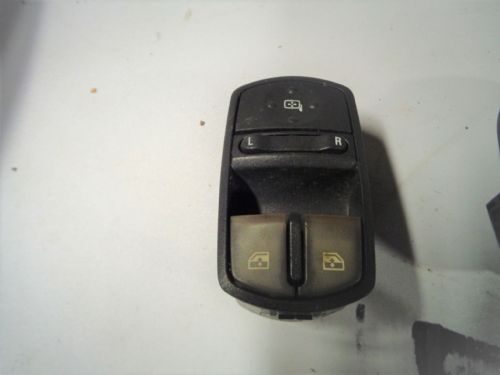 CORSA D VXR DRIVERS ELECTRIC WINDOW / MIRROR CONTROL SWITCH UNIT